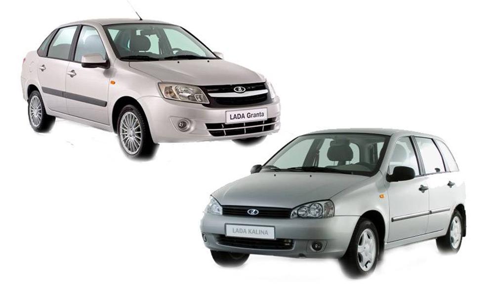 Какой автомобиль лучше: Лада Гранта или Лада Калина
