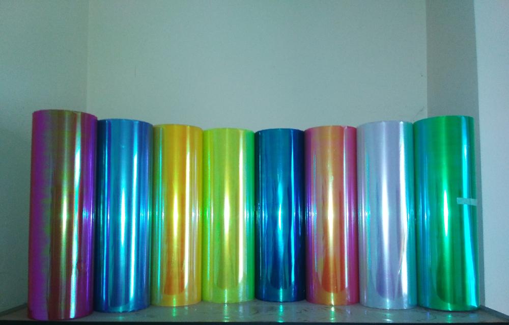 Разноцветная пленка для тонировки