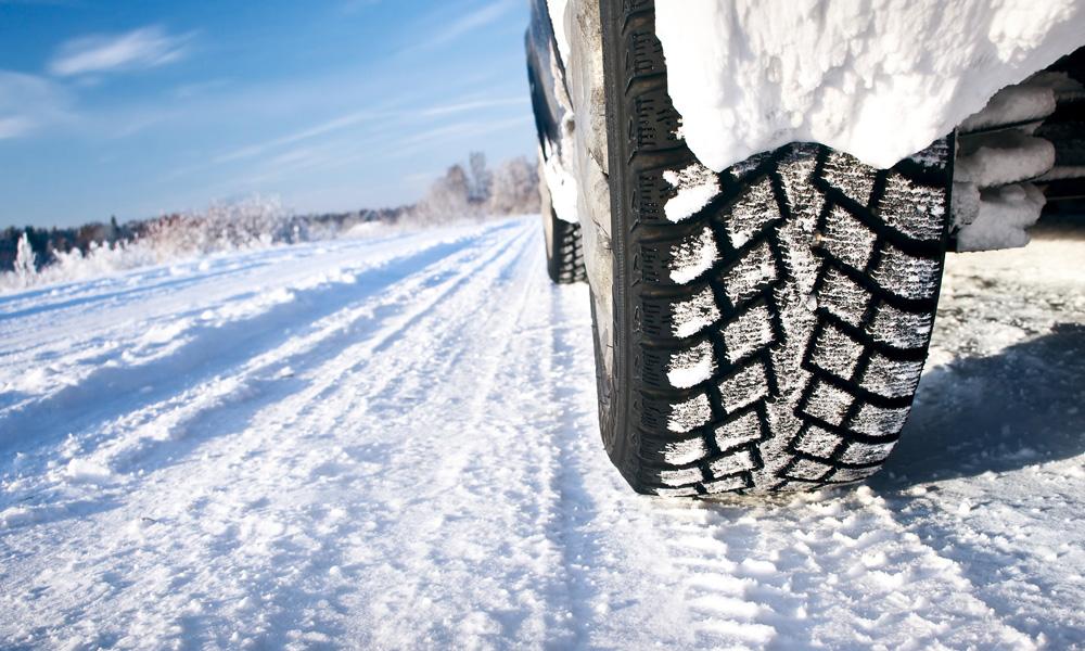 Зимняя автомобильная шина