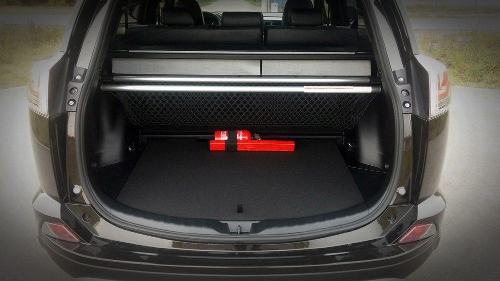 Багажник RAV4