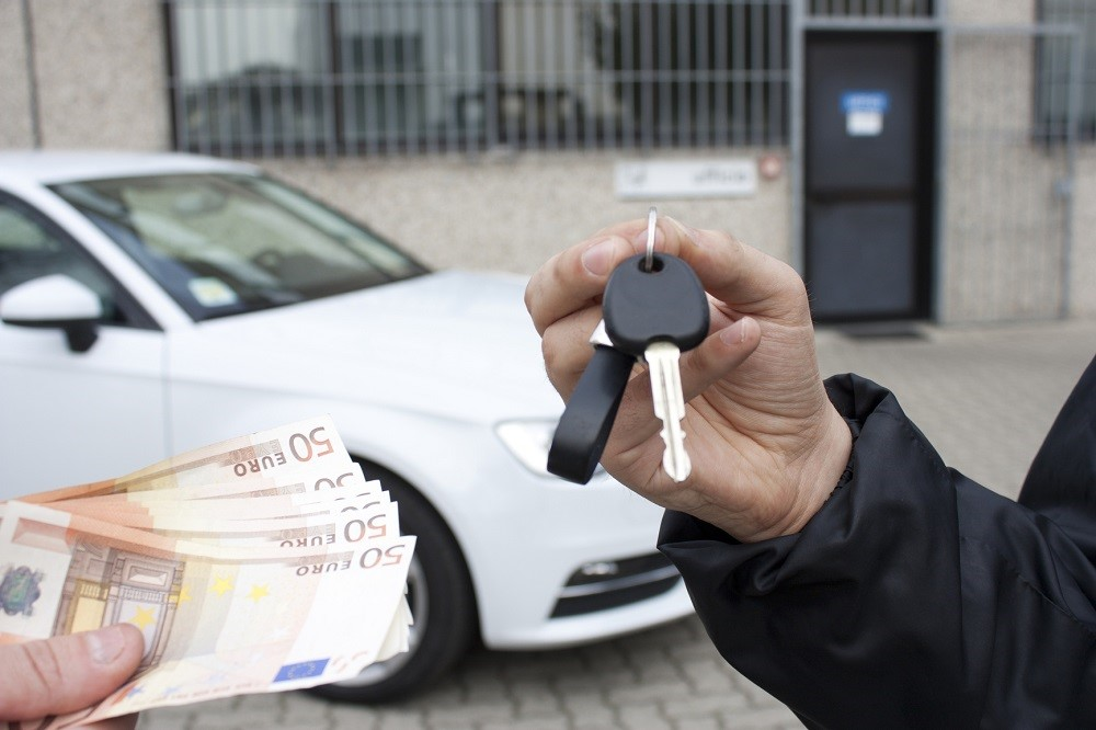 Покупка машины