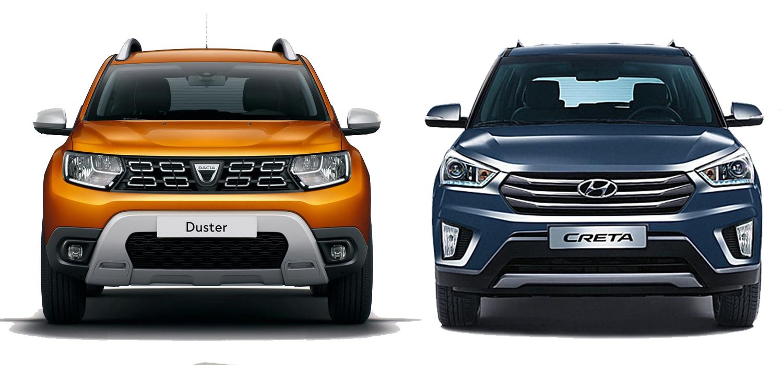 Duster или Hyundai Creta