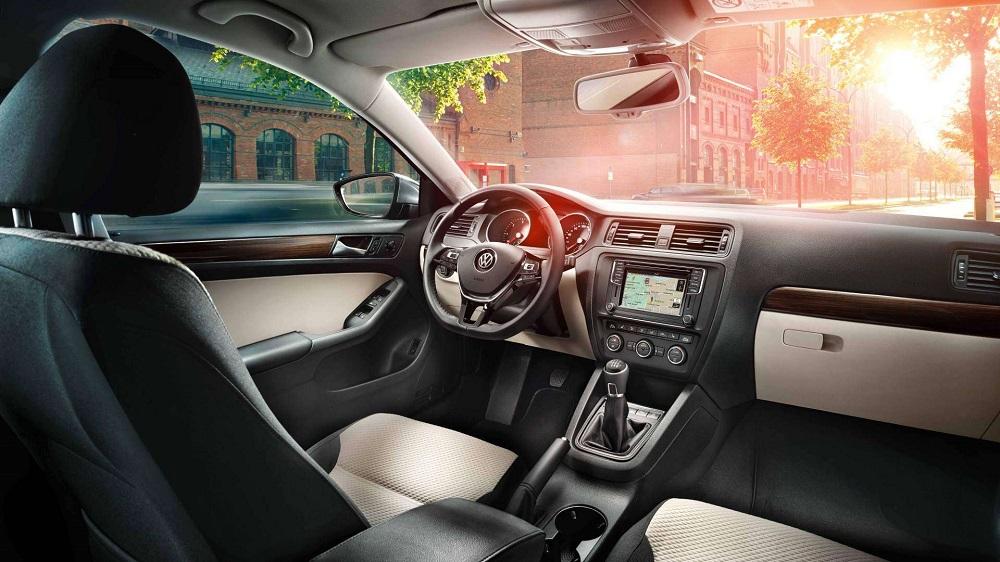 Volkswagen Jetta салон