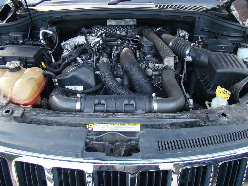 Grand Cherokee мотор