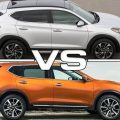 Nissan X-Trail против Hyundai Tucson