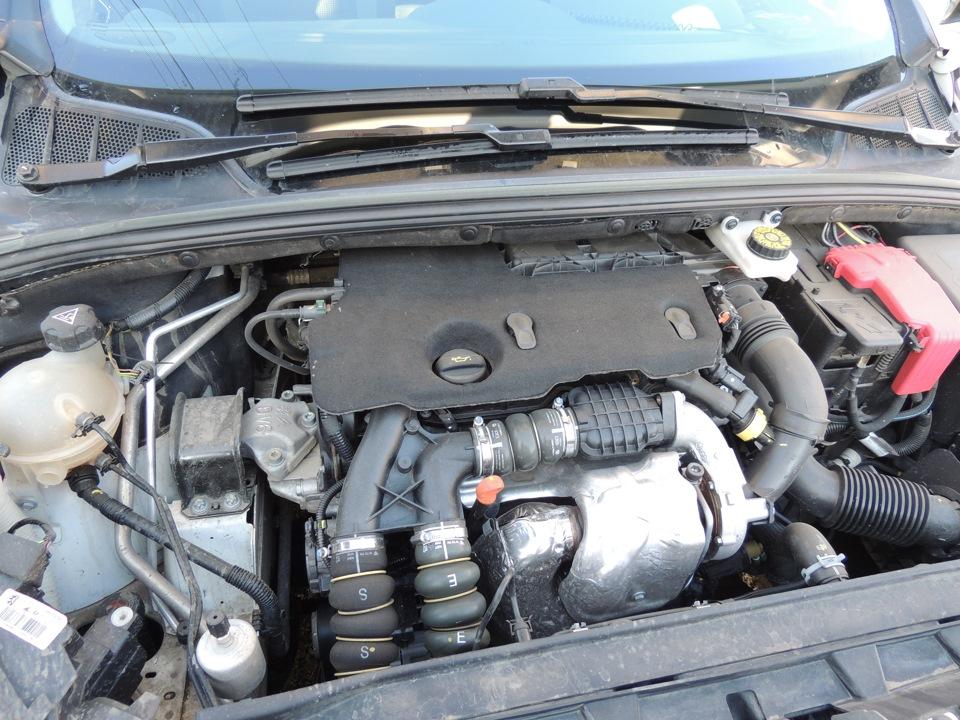 Peugeot 408 мотор