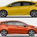 Ford Fiesta и Focus