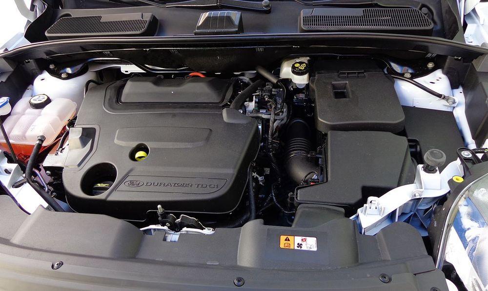 Ford Kuga двигатель