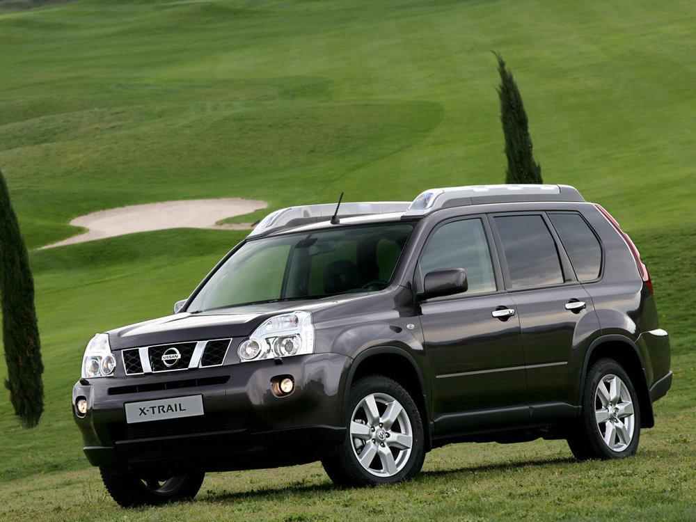 Nissan X-Trail 2007-2011