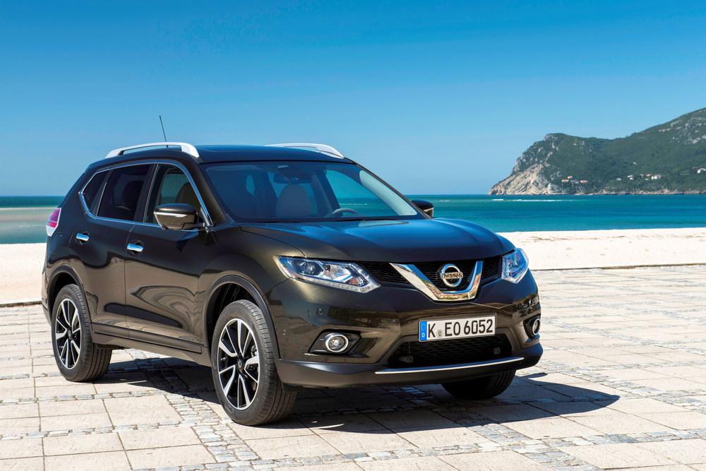 Nissan X-Trail 2011-2016