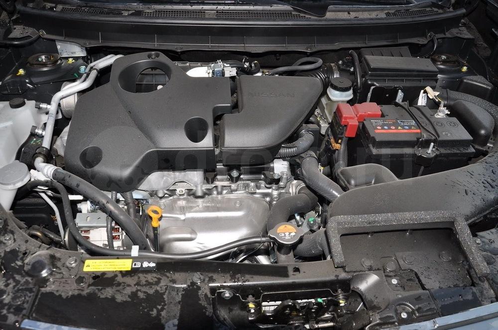 Nissan X-Trail мотор авто