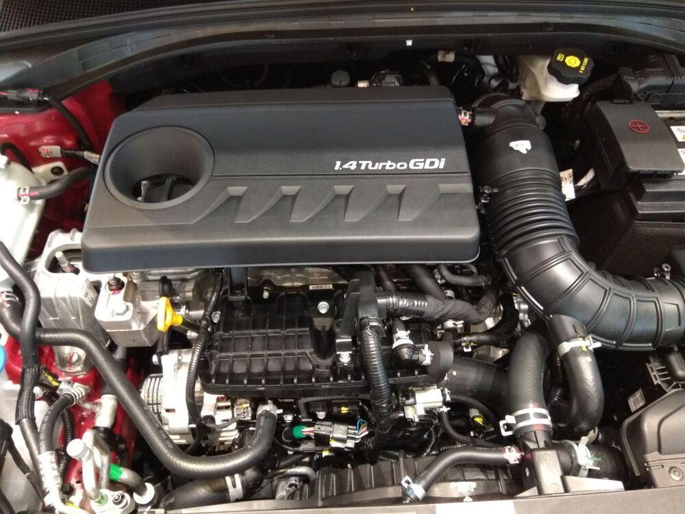 Мотор Kia Ceed