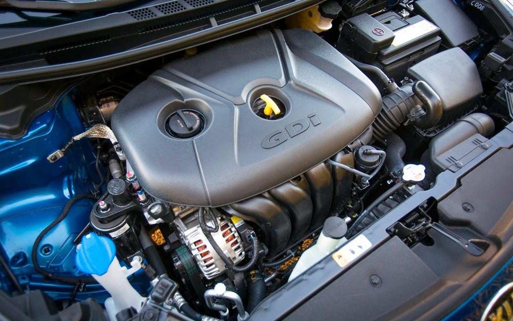 Мотор Kia Cerato