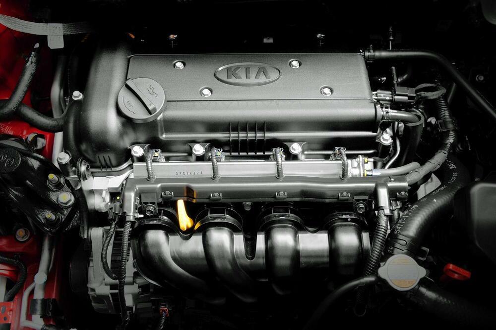 Мотор Kia Rio