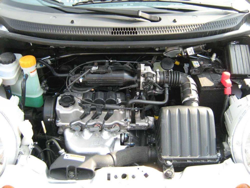 Мотор Daewoo Matiz