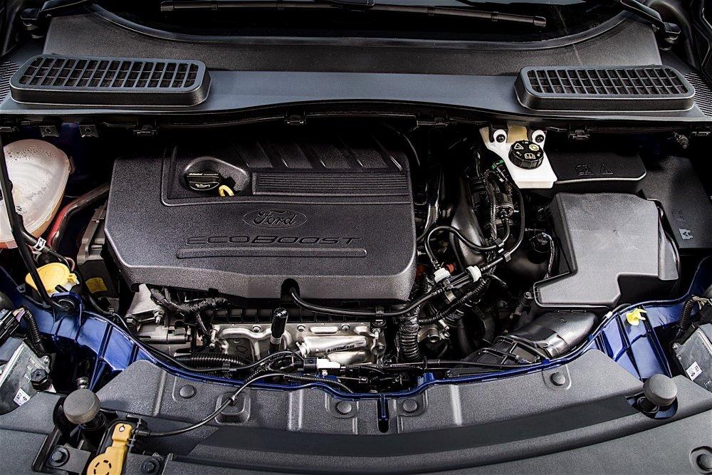 Мотор Ford Kuga