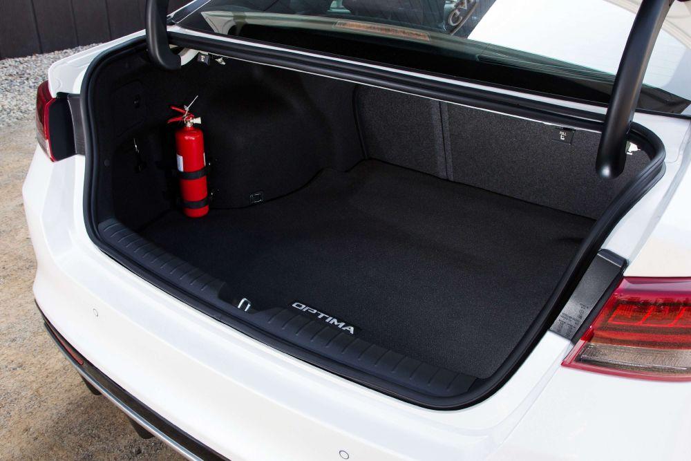 Багажник Kia Optima