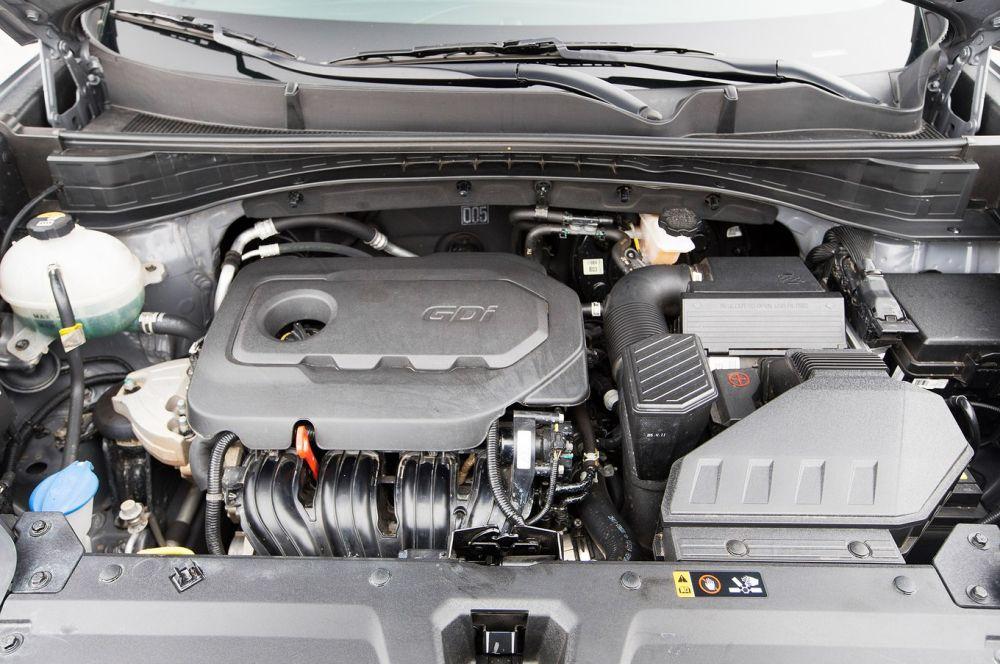 Мотор Kia Sportage