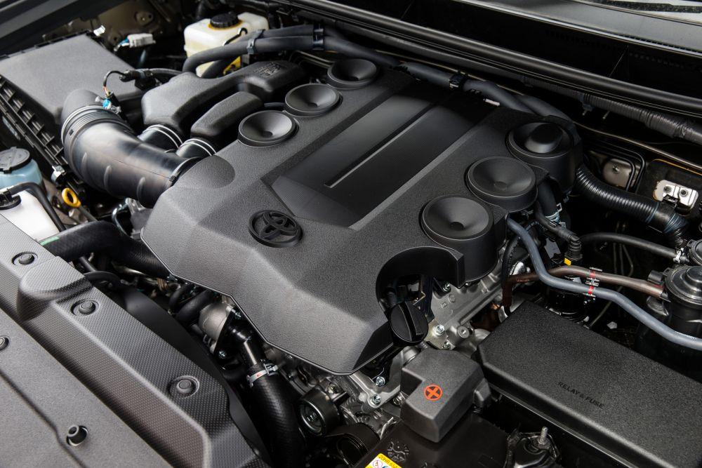 Мотор Land Cruiser Prado