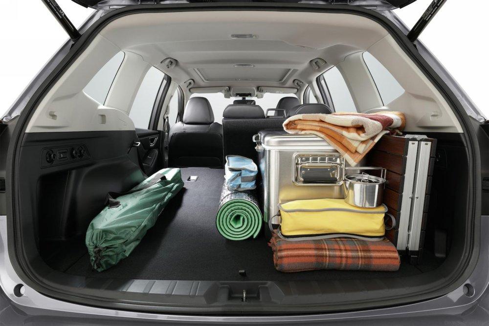 Багажник Subaru Forester