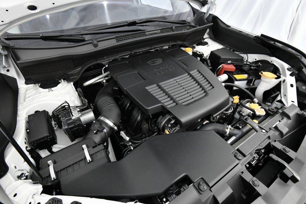 Мотор Subaru Forester