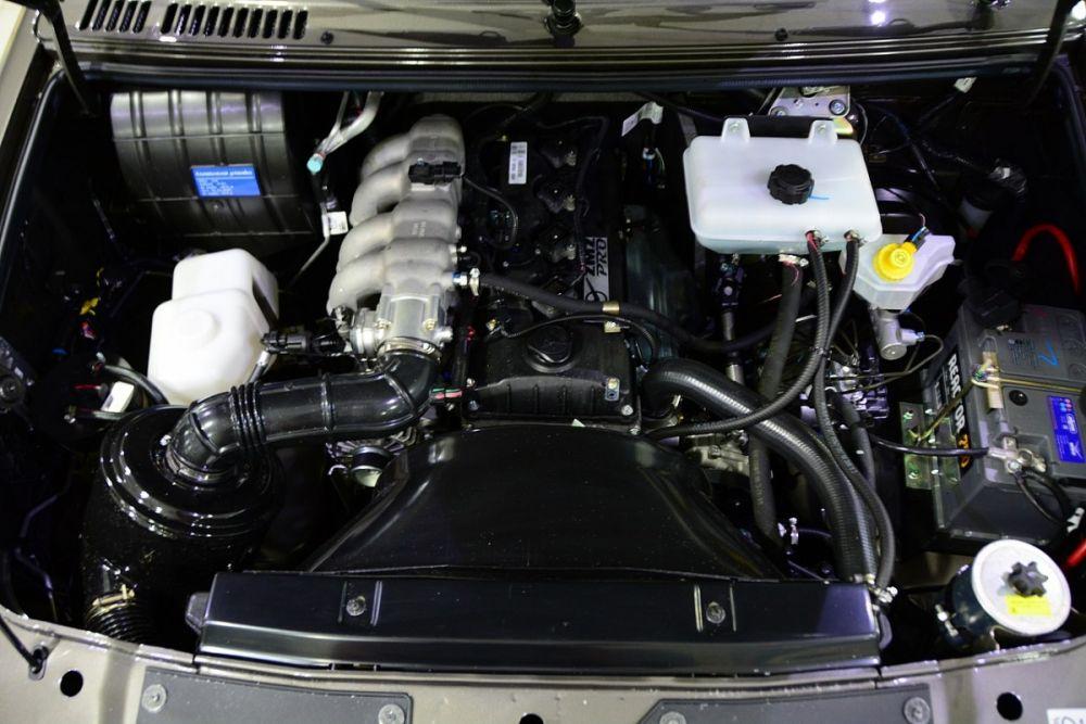 Мотор УАЗ Патриот
