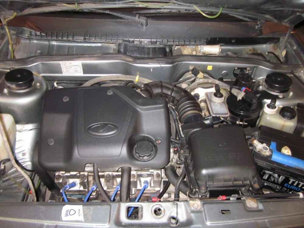 Мотор ВАЗ-2115