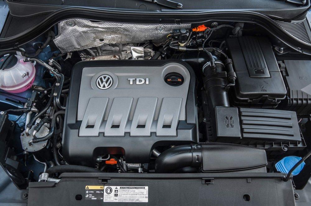 Мотор Volkswagen Tiguan