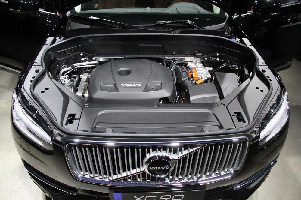 Мотор Volvo XC90