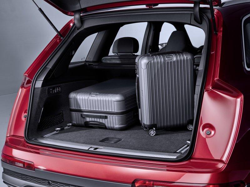Багажник Audi Q7