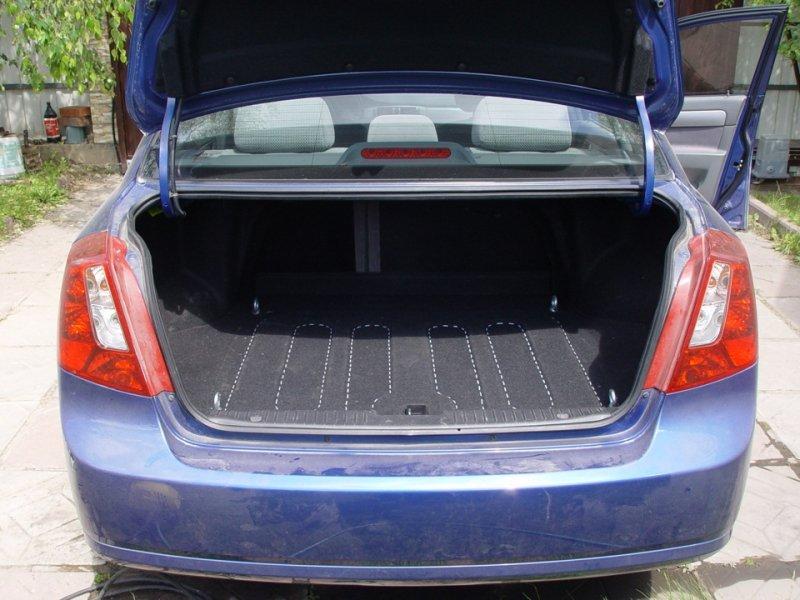 Багажник Chevrolet Lacetti