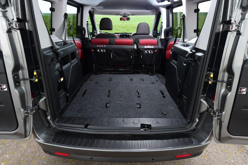 Кузов Fiat Doblo