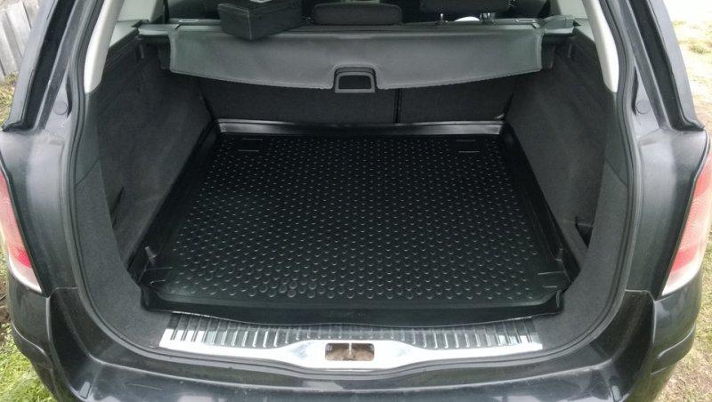 Багажник Opel Astra