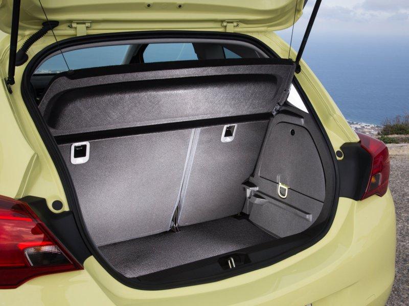 Багажник Opel Corsa