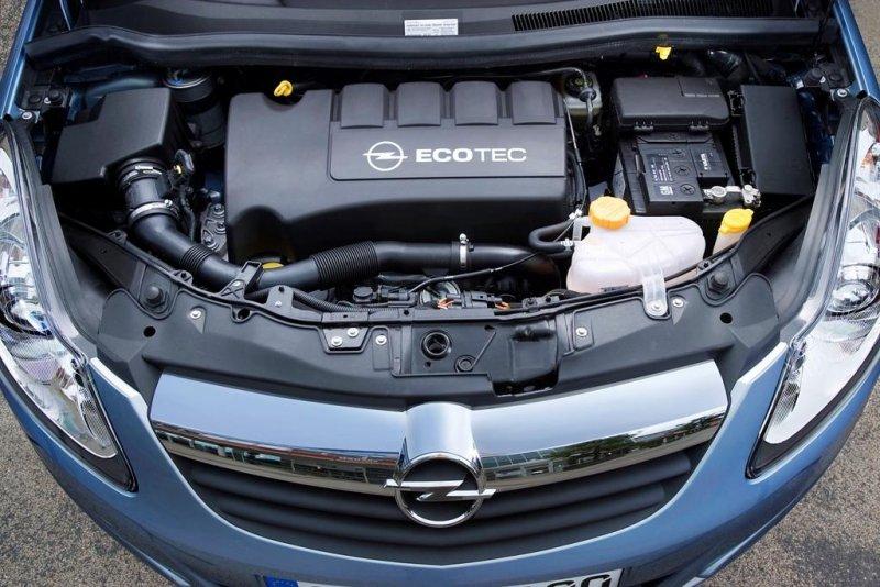 Мотор Opel Corsa