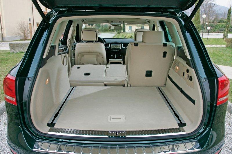 Багажник Volkswagen Touareg