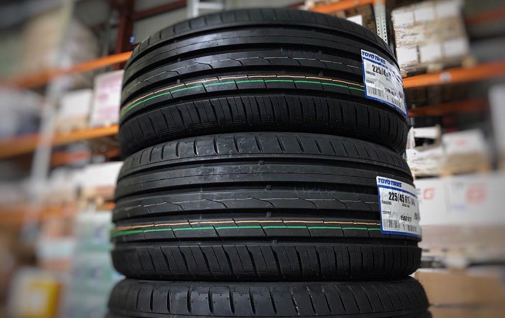 Лучшие летние шины для кроссовера Toyo Proxes CF-2