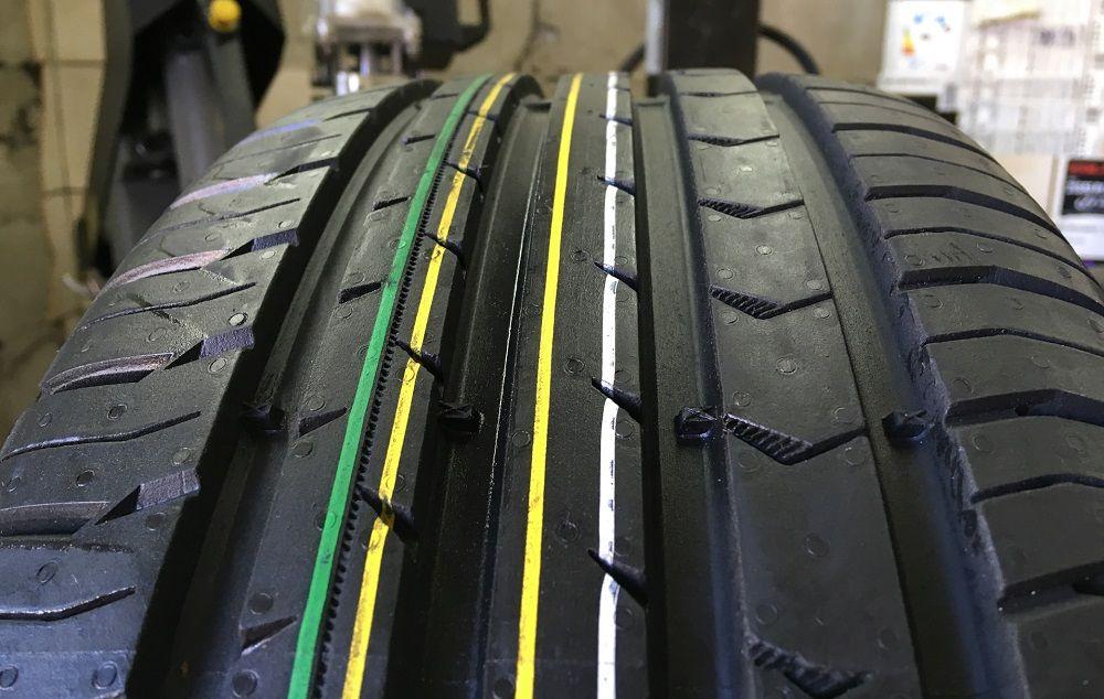 Лучшие летние шины для кроссовера Continental ContiPremiumContact 5 SUV