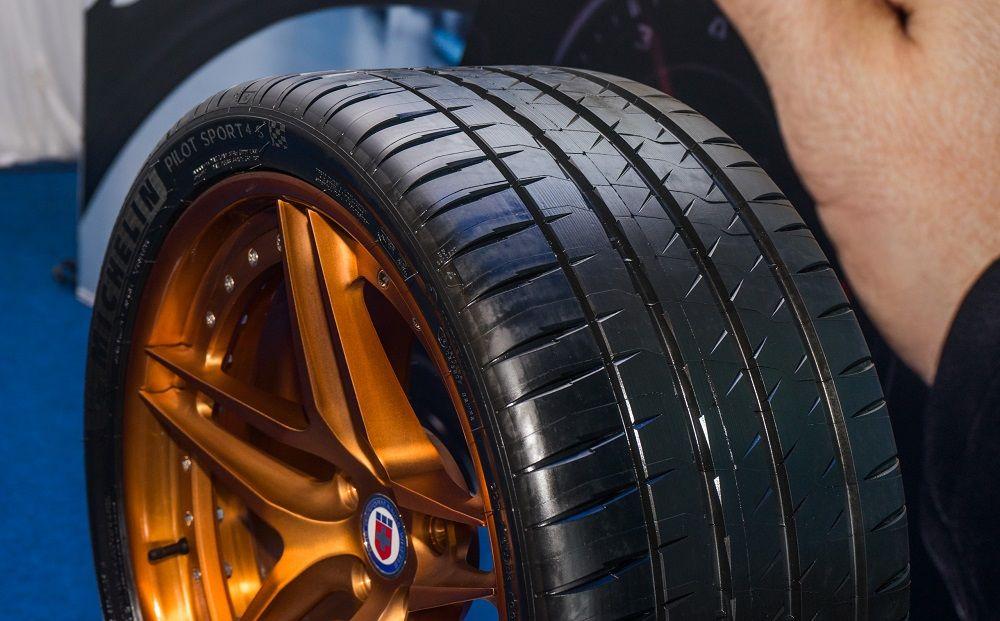 Лучшие летние шины Michelin Pilot Sport 4S