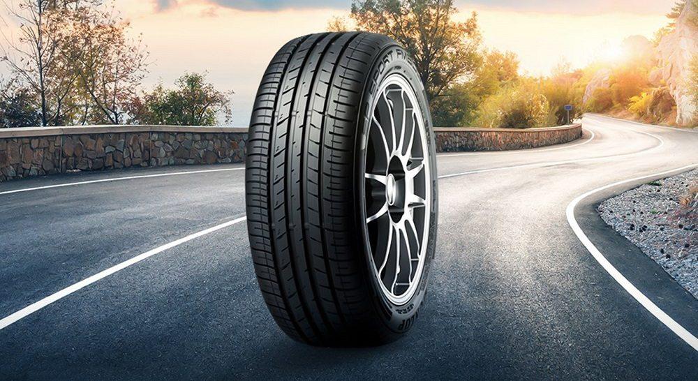 Лучшие недорогие летние шины Dunlop SP Sport FM800