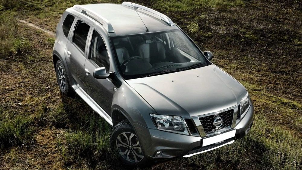 Лучший паркетник Nissan Terrano