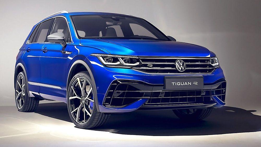 Лучший паркетник Volkswagen Tiguan