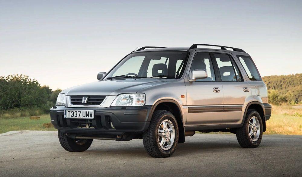 Подержанный внедорожник до 400 тысяч Honda CR-V