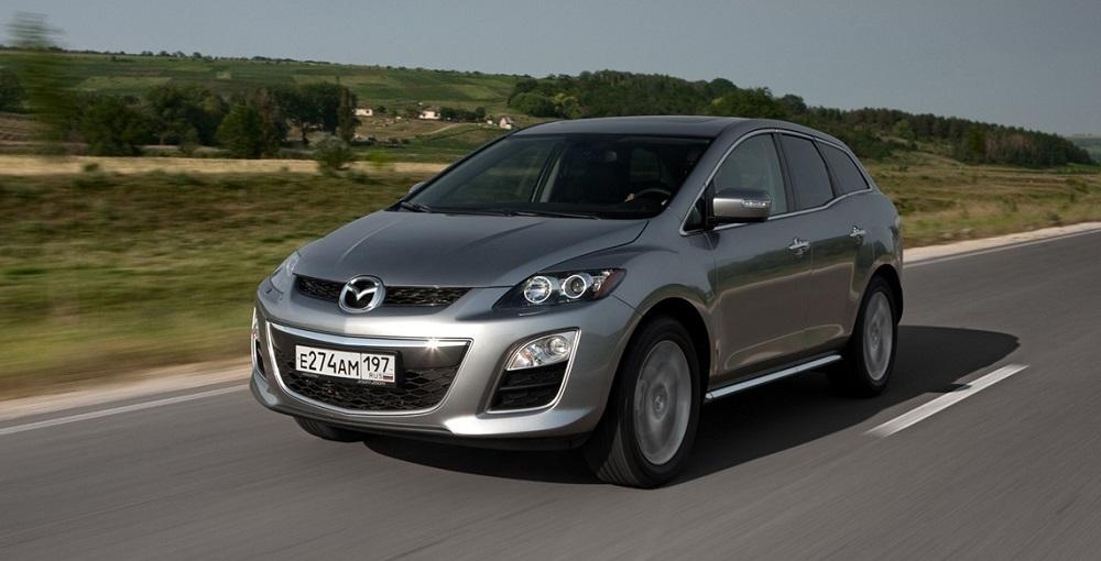 Подержанный кроссовер до 600 тысяч Mazda CX-7