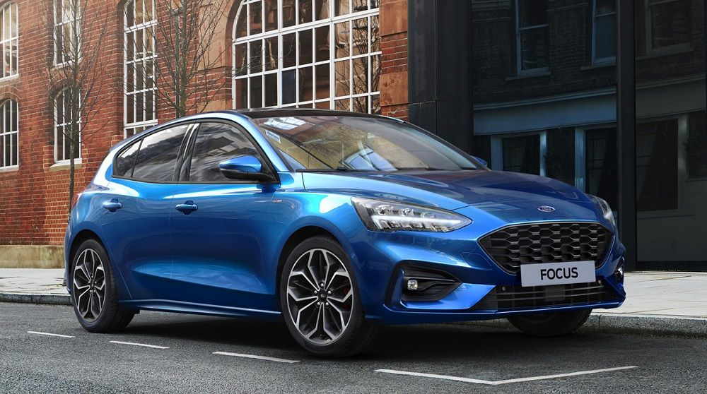 Американский автомобиль Ford Focus