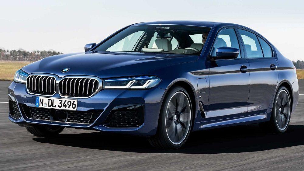 Авто класса люкс BMW 5 g30