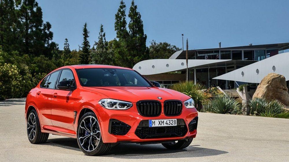 Авто класса люкс BMW X4