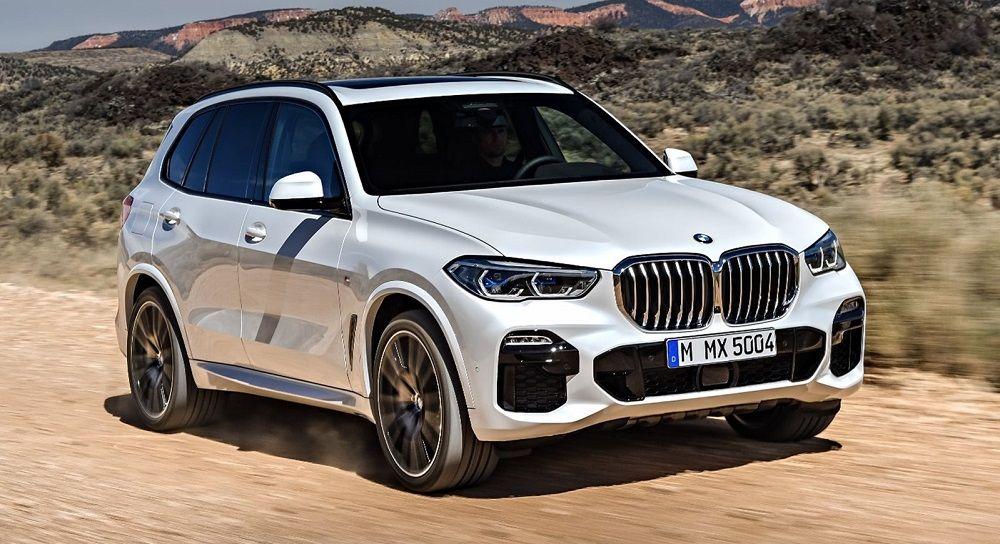 Авто класса люкс BMW X5