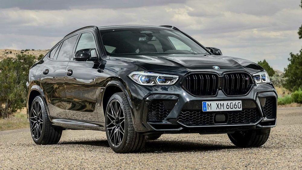 Авто класса люкс BMW X6