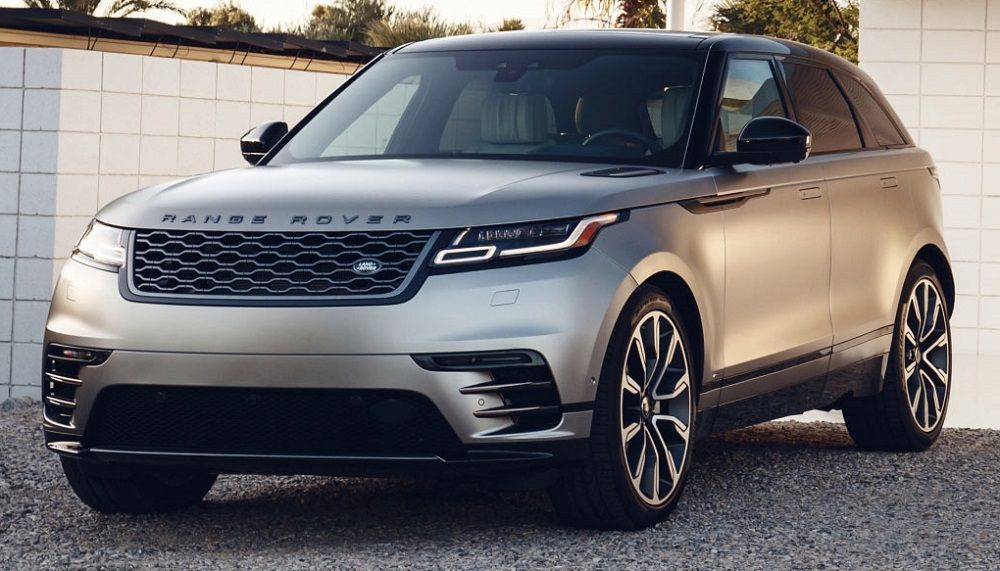 Авто с большим клиренсом Land Rover Range Rover